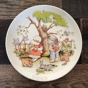 ❤️3/$30 Watkin's Country Kids collector plate.